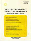 The International Journal of Humanities